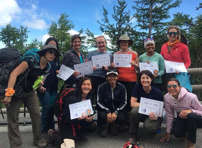 How to get Mount Fuji Summit Certificate?